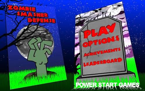 Zombie Smasher Defense