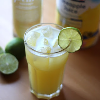 Pineapple Coconut Sour.