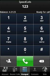 Speedcalls - screenshot thumbnail