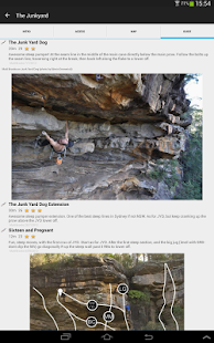 Sydney Climbing Guide- screenshot thumbnail