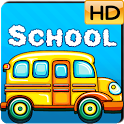Kids School HD icon