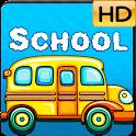 Kids School HD icon