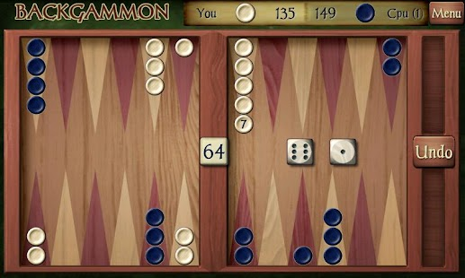 Backgammon - screenshot thumbnail