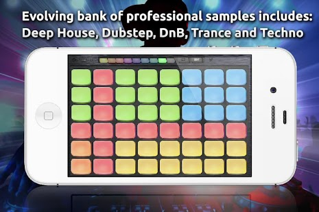 Beat Boss -Dance Music Sampler- screenshot thumbnail