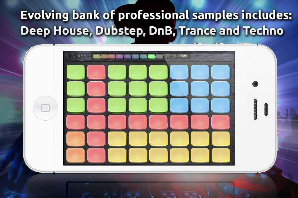 Beat Boss -Dance Music Sampler- screenshot