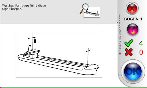 SBF-See (nur Fachbereich See)- screenshot thumbnail