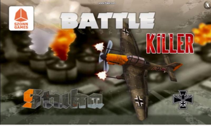 BATTLE KILLER STUKA 3D DEMO - screenshot