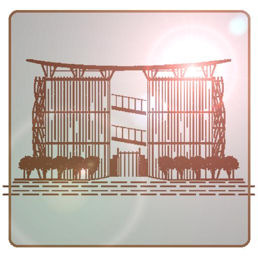 國立台北大學行動圖書館APP LOGO-APP點子