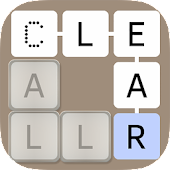 Clear Letters - Word Game