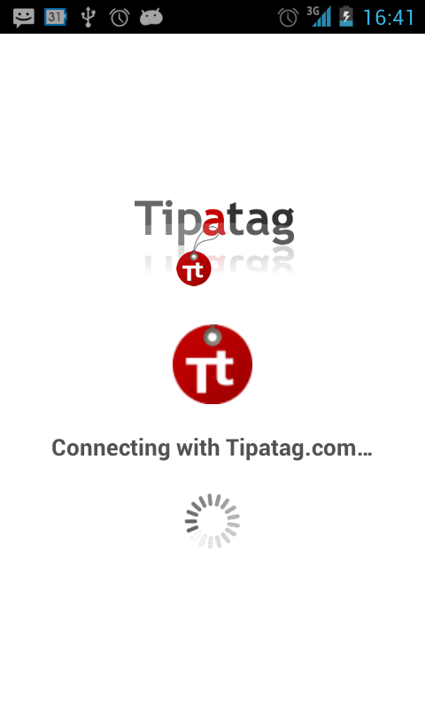 Tipatag- screenshot