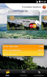 Fryksdalens Sparbank - screenshot thumbnail