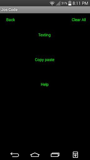 Jos Code