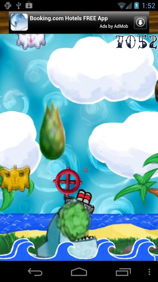Shark Ahoy! FREE- screenshot