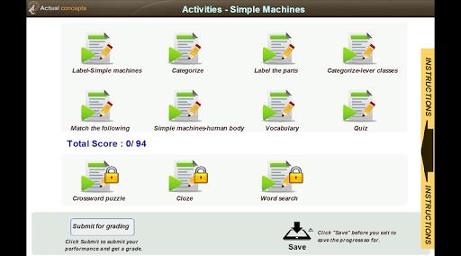 Activities-Simplemachines