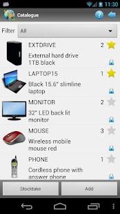 MobileSell Trial- screenshot thumbnail