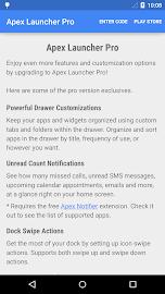 Apex Launcher Screenshot 8