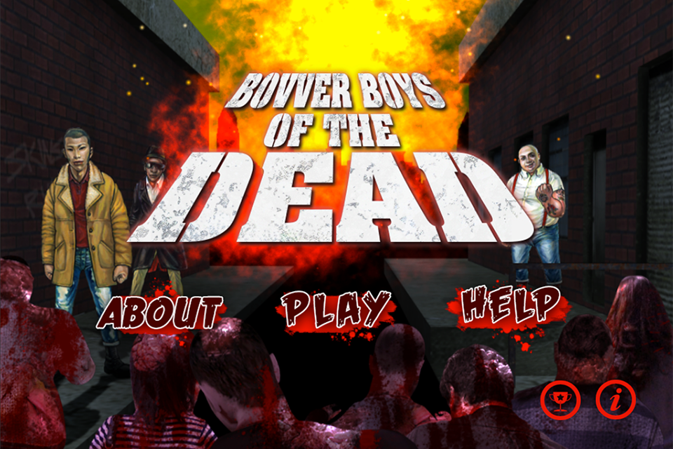 Bovver boys of the dead - screenshot