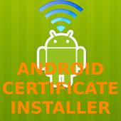 Certificate Installer