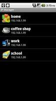 Screenshot of IP Manager