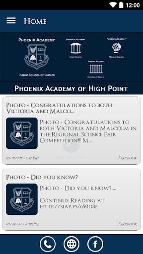Phoenix Academy of High Point