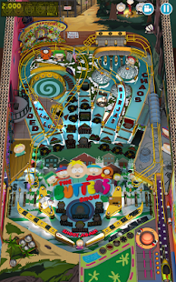 South Park™: Pinball Screenshot
