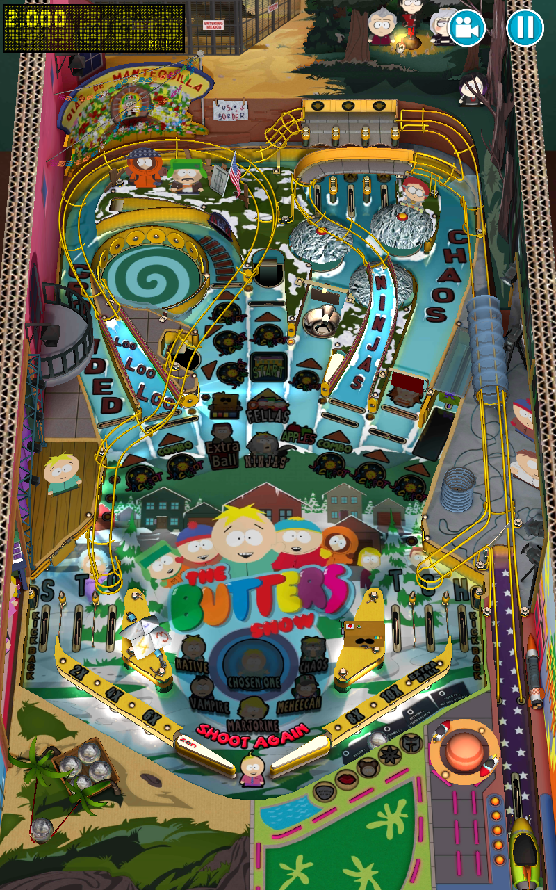 South Park™: Pinball screenshot #9