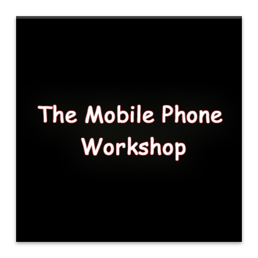 The Mobile Phone Workshop 商業 LOGO-阿達玩APP