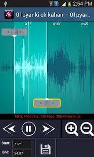 玩免費娛樂APP|下載MP3播放機鈴聲製作 app不用錢|硬是要APP
