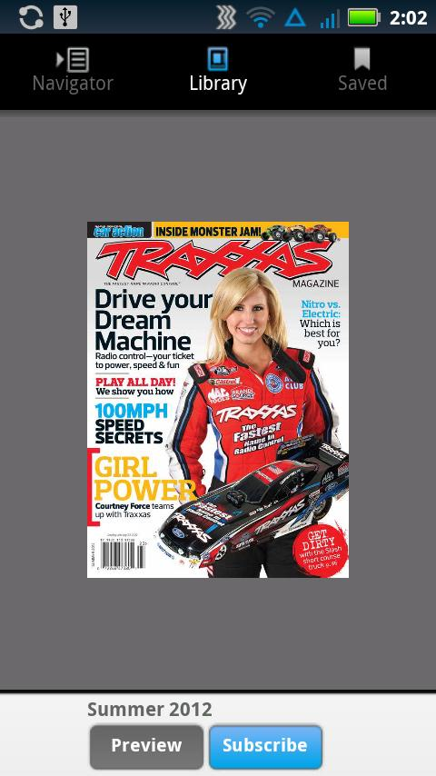 Traxxas Magazine - screenshot