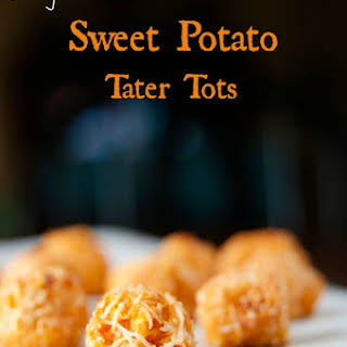 Sweet Potato Tots.