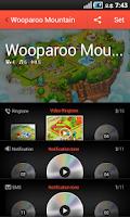 Screenshot of Mt.Wooparoo pack for dodol pop