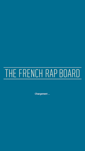 The French Rap Board