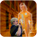 Scary Ghost Photo Effect icon