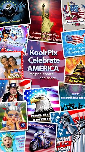 KoolrPix Celebrate AMERICA