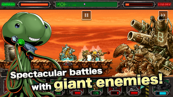METAL SLUG DEFENSE Screenshot 32
