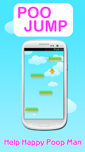 Poo Jump - Happy Clouds
