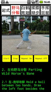 TaiChi 24 Teaching 1(24式太极拳-1) - screenshot thumbnail