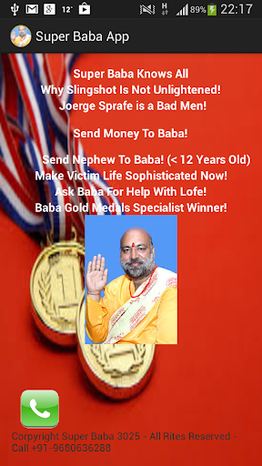 Super Baba App