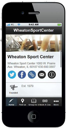 Wheaton Sport Center