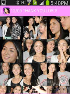 iWant Stars for Kathryn - screenshot thumbnail