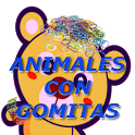 Animals gummies (Rainbow) icon