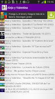 Screenshot of Alejo y Valentina Oficial
