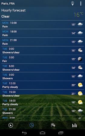 Digital clock & world weather 1.05.49 screenshot 194378