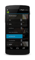 Screenshot of RSS Feed Hungry. Feedly reader