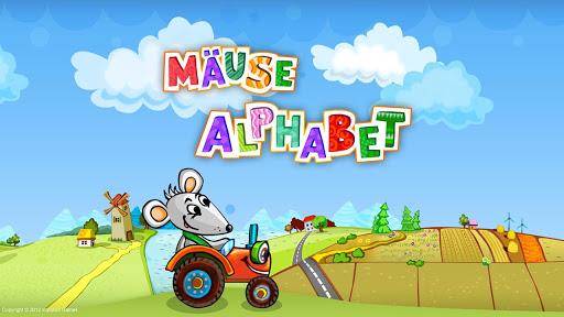 Mäuse Alphabet