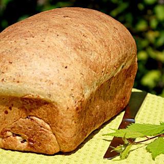Olive Cheddar Bread.