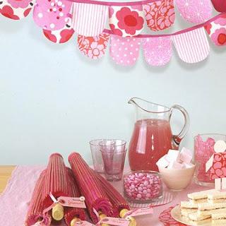 Strawberry Marshmallows.