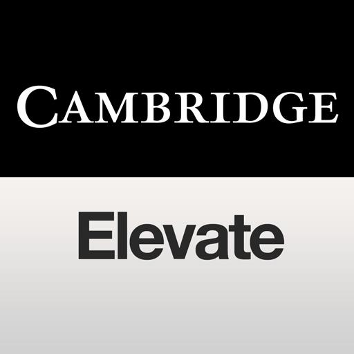 Cambridge Elevate 教育 App LOGO-APP試玩