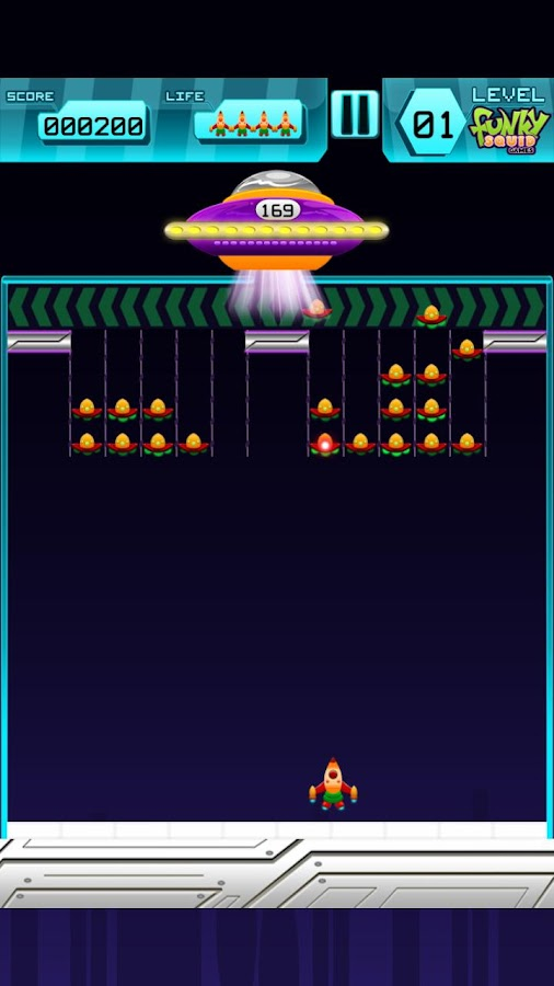 Astro Assault - Alien Invasion- screenshot