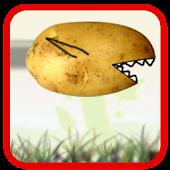 Angry Flappy Potato